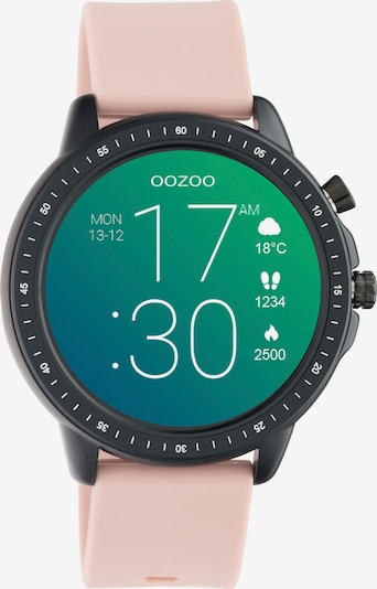 OOZOO Digital Watch in Light grey / Pink, Item view