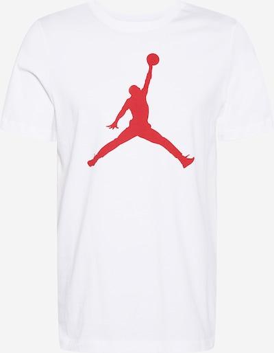 Jordan Funkčné tričko 'Jumpman' - červená / biela, Produkt
