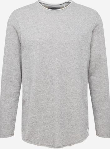 Only & Sons Sweatshirt 'BORIS LIFE ' in Grau