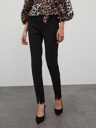 EDITED Hose 'Fatima' in schwarz, Modelansicht