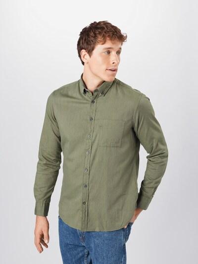 CAMEL ACTIVE Overhemd in de kleur Groen: Vooraanzicht