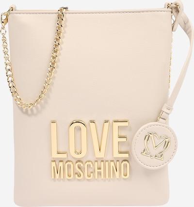 Love Moschino Torba na ramię w kolorze beżowy / złotym, Podgląd produktu