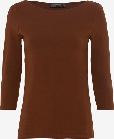 HALLHUBER Shirt in braun, Produktansicht