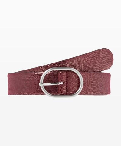 BRAX Damengürtel in rot, Produktansicht