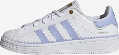 ADIDAS ORIGINALS Sneakers 'Superstar' in Gold / Lavender / White, Item view