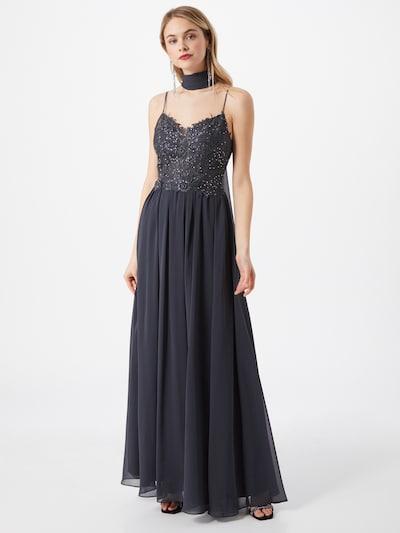 mascara Kleid in anthrazit, Modelansicht