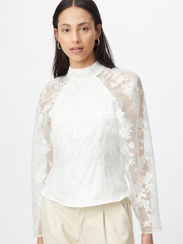 Gina Tricot Blouse 'Ylva' in White