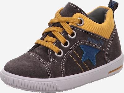 SUPERFIT Schuhe 'Moppy' in blau / braun, Produktansicht