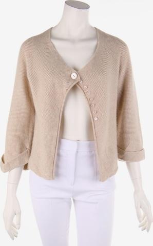 ESISTO Sweater & Cardigan in XL in Beige
