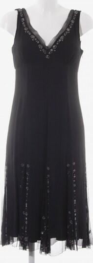 Elie Tahari Midikleid in M in schwarz / silber, Produktansicht