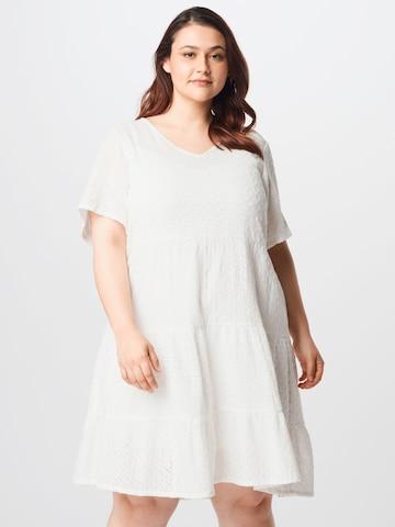 Rochie 'MANNE' de la Zizzi pe alb