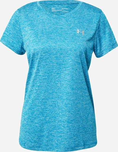 UNDER ARMOUR Functional shirt in Neon blue, Item view