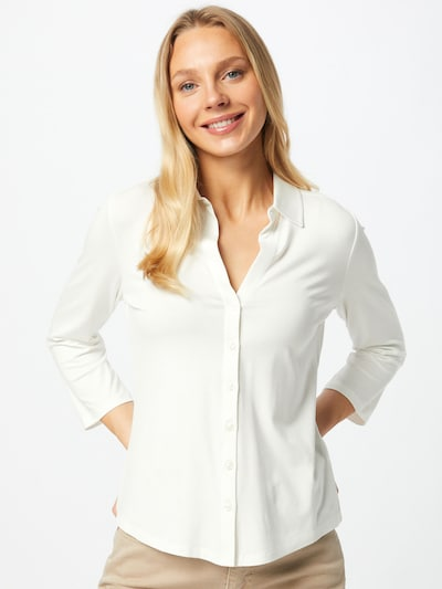 Marc O'Polo Blouse in de kleur Wit, Modelweergave