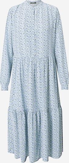 Rochie tip bluză 'Werani' OPUS pe bleumarin / albastru deschis / verde stuf / alb, Vizualizare produs
