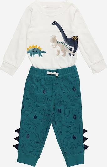 Carter's Set in de kleur Donkerblauw / Smaragd / Gemengde kleuren / Wit, Productweergave