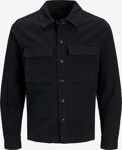 JACK & JONES Overhemd 'Seattle' in de kleur Zwart, Productweergave