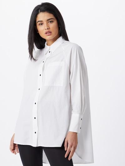 ONLY Blouse 'Selma' in de kleur Wit, Modelweergave