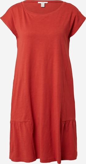 EDC BY ESPRIT Kleid in rostbraun, Produktansicht