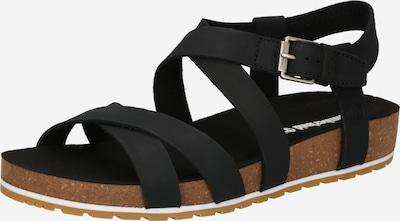Sandale cu baretă 'Malibu Waves' TIMBERLAND pe negru, Vizualizare produs