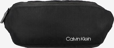 Calvin Klein Gürteltasche in schwarz / weiß, Produktansicht
