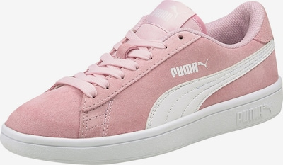PUMA Sneaker 'Smash V2 SD' in rosa / weiß, Produktansicht