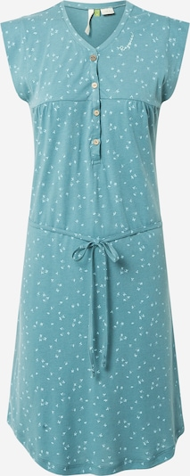 Ragwear Košulja haljina 'ZOFKA' u žad / bijela, Pregled proizvoda