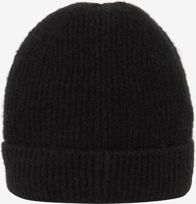 ICHI Mütze 'IAIVO HO' in schwarz, Produktansicht