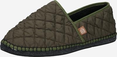 espadrij l´originale Slipper in khaki, Produktansicht