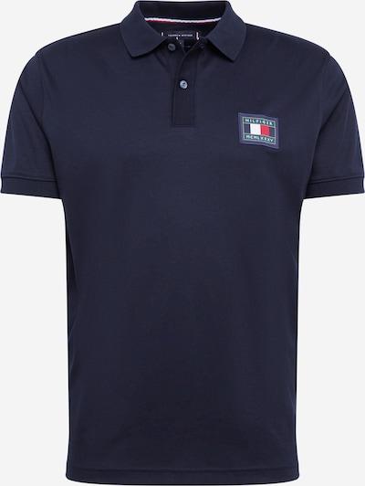 TOMMY HILFIGER Poloshirt in dunkelblau, Produktansicht