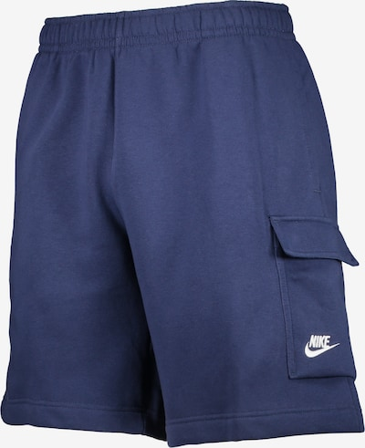 Nike Sportswear Bikses, krāsa - tumši zils, Preces skats