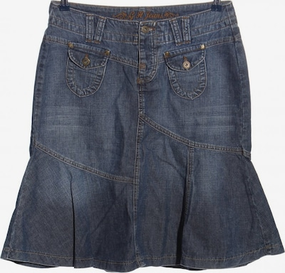 GreenHouse Outfitters Jeansrock in M in blau, Produktansicht