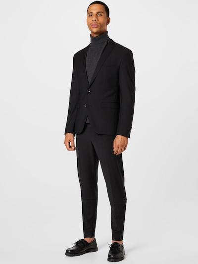 CINQUE Anzug in schwarz: Frontalansicht