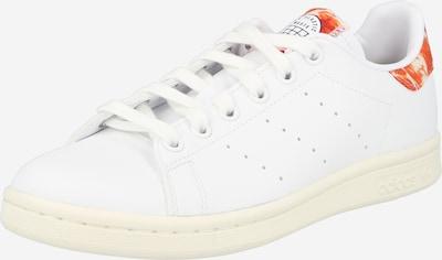 ADIDAS ORIGINALS Sneakers laag 'STAN SMITH' in de kleur Rood / Wit, Productweergave