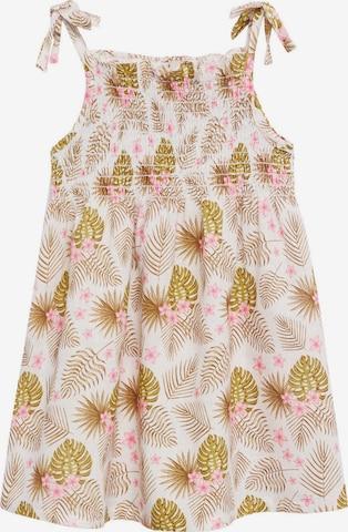 MANGO KIDS Kleid 'Jules' in Gelb
