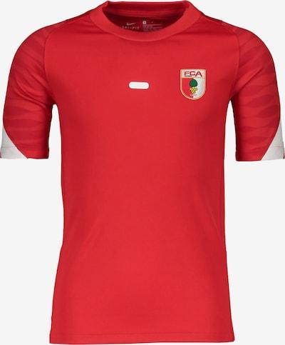 NIKE Shirt in rot / feuerrot, Produktansicht