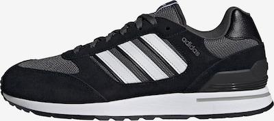 ADIDAS PERFORMANCE Sneaker 'Run 80s' in grau / schwarz / weiß, Produktansicht