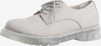 TAMARIS Šněrovací boty - přírodní bílá, Produkt