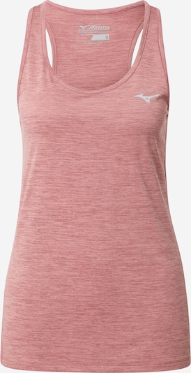 MIZUNO Sports top 'Impulse' in Dusky pink, Item view