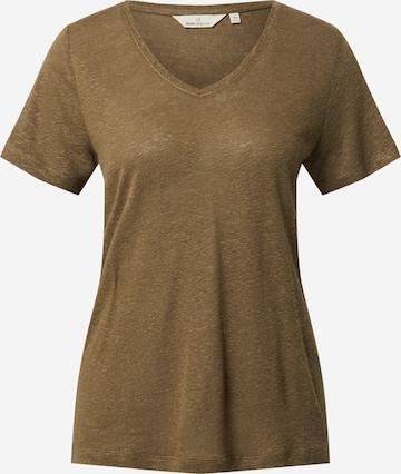 basic apparel Shirt in Grün