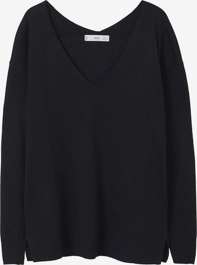 MANGO Sweter w kolorze czarnym, Podgląd produktu