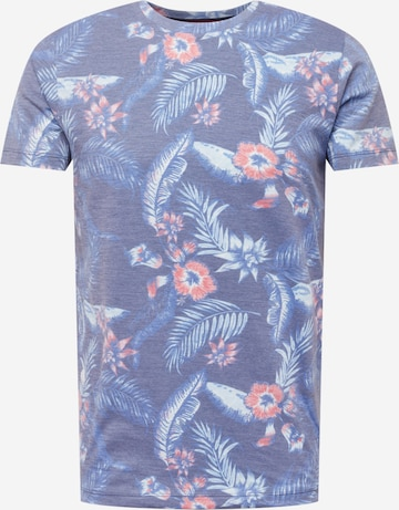 Petrol Industries T-Shirt in Blau