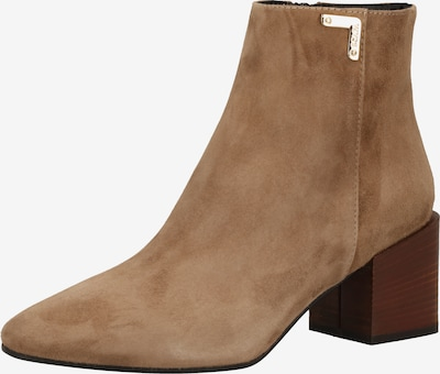 SCAPA Stiefelette in taupe: Frontalansicht