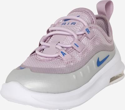 Nike Sportswear Sneakers 'Axis' in de kleur Blauw / Lichtgrijs / Pastellila / Wit, Productweergave