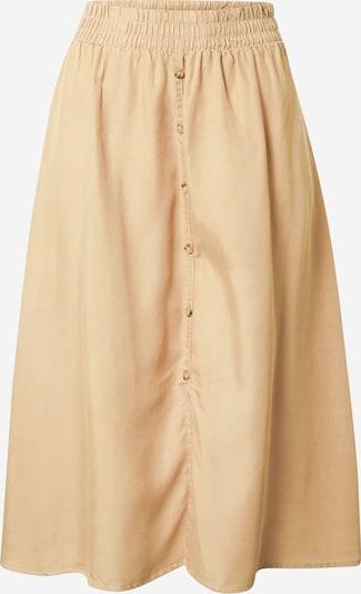 PIECES Nederdel i lysebeige, Produktvisning