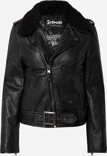 Schott NYC Between-Season Jacket in Black, Item view
