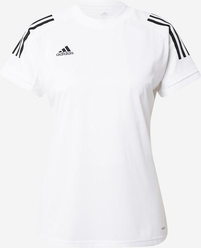 ADIDAS PERFORMANCE Trainingsshirt 'Condivo 20' in schwarz / weiß, Produktansicht