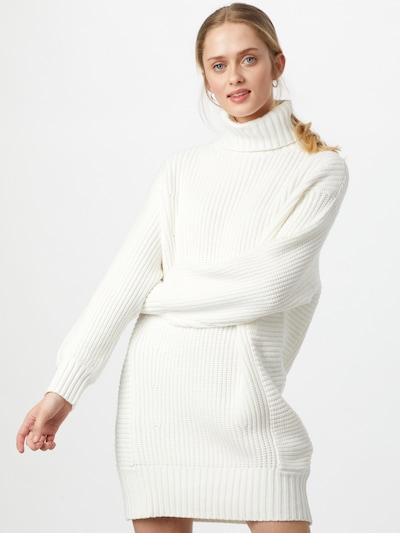 MINKPINK Pletené šaty - biela, Model/-ka