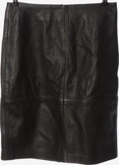 SOAKED IN LUXURY Kunstlederrock in XS in schwarz, Produktansicht