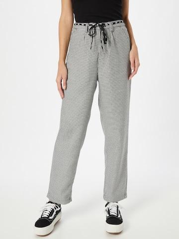 VANS Pleat-Front Pants in Black