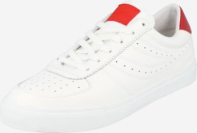 Sneaker low SUPERGA pe roșu / alb, Vizualizare produs